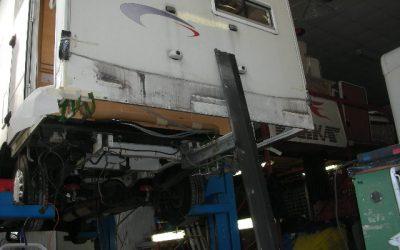 Ricostruzione di un pavimento garage